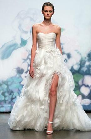 Monique Lhuillier Bouquet | Used Wedding Dresses for Sale