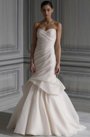 Monique Lhuillier Peony | Used Wedding Dresses for Sale