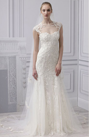 Monique Lhuillier Radiance | Used Wedding Dresses For Sale