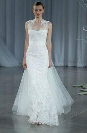 Monique Lhuillier Renoir | Used Wedding Dresses for Sale