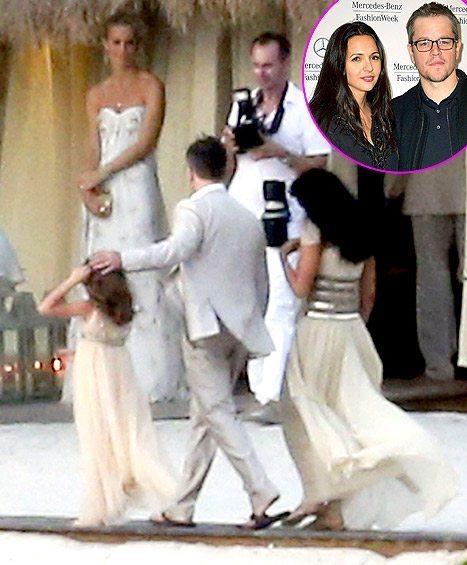 Matt crist wedding