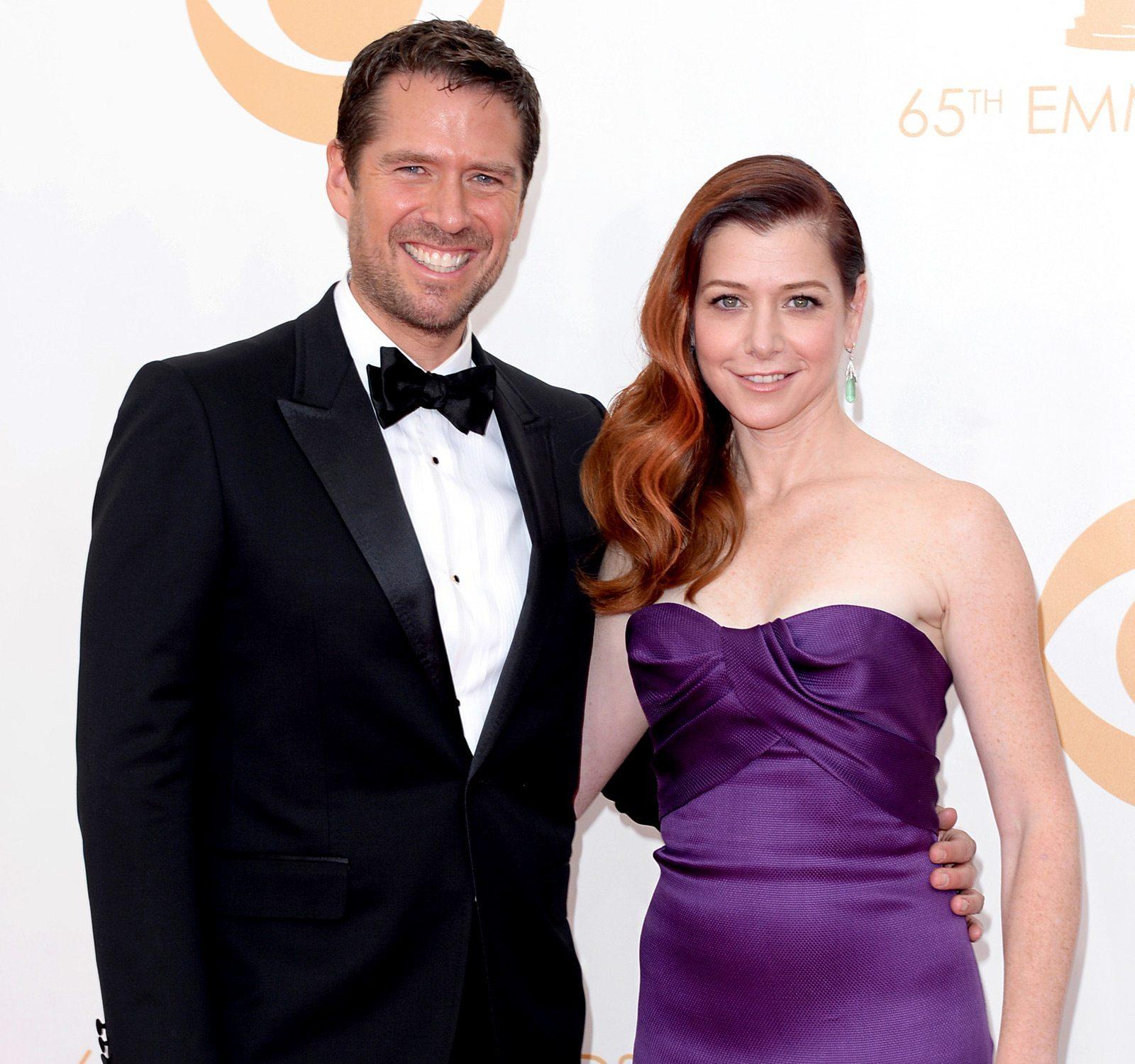 Alyson Hannigan, Husband Alexis Denisof Renew Wedding Vows