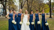 Carolina Herrera Real Wedding
