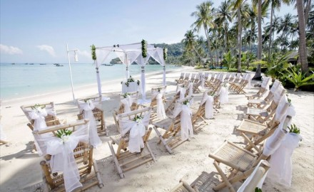 Destination beach wedding inspiration