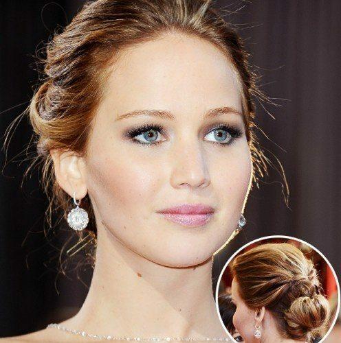 Jennifer Lawrence Oscars 2013