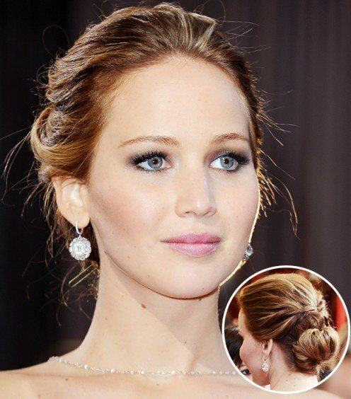 Jennifer Lawrence Oscars 2013