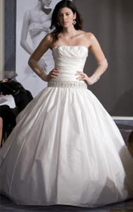 Ines Di Santo Mia | for sale on PreOwnedWeddingDresses.com