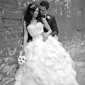 Lazaro 3213, used wedding dress for sale on PreOwnedWeddingDresses.com
