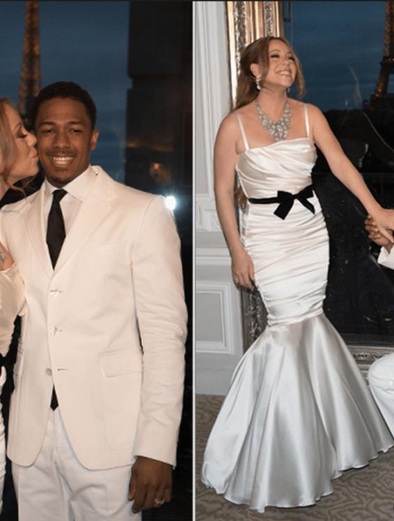 Mariah Carey, Nick Cannon Renew Their wedding vows