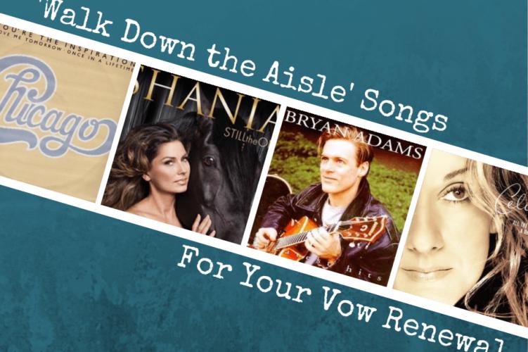 'Walk Down the Aisle' Songs
