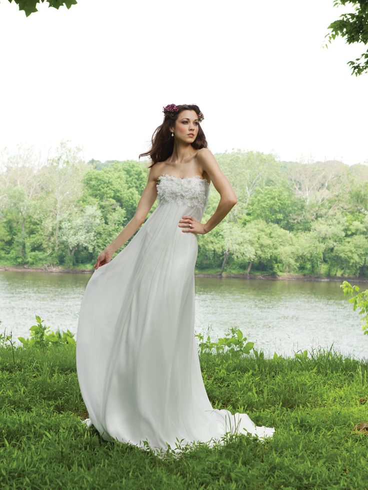 Vow Renewal Dress Source Http Fashionbride WordPress 2 G231116 Front C1