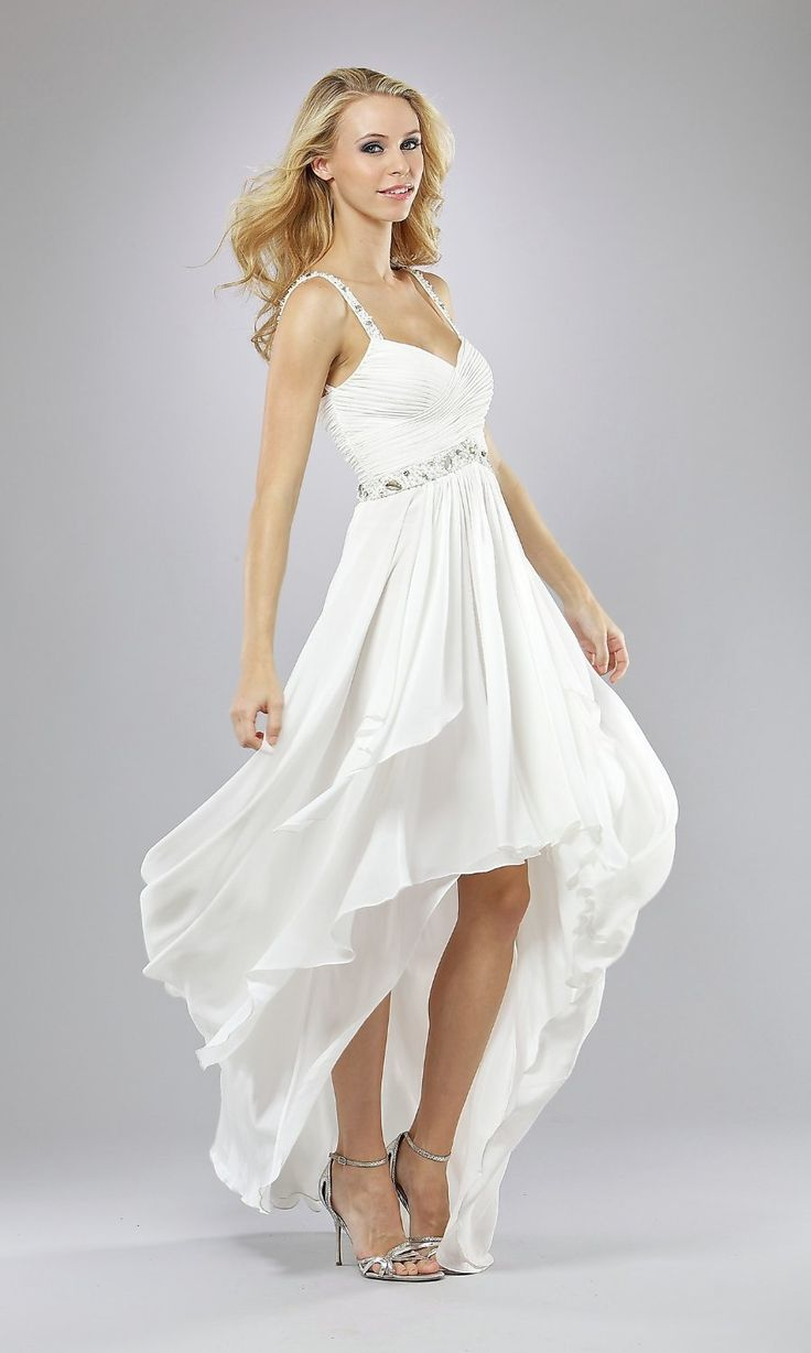 I do take two february 2014 dresses for vow renewals for Short wedding dress for beach
