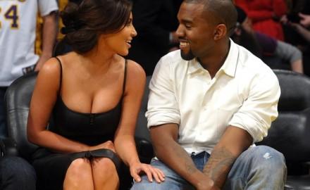 kim kardashian and kanye wedding