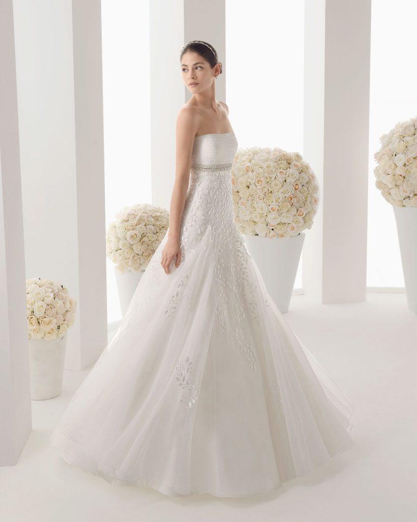 rosa clara two bridal