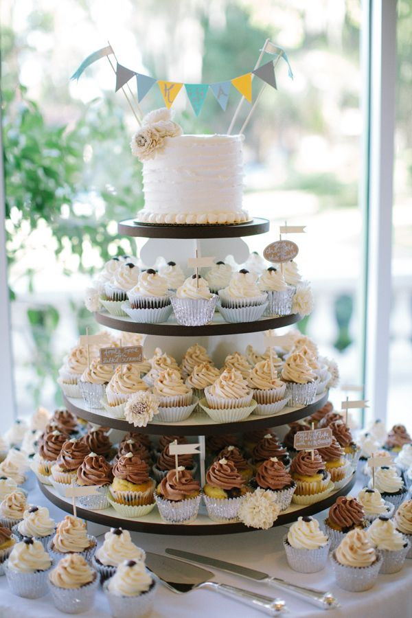 Wedding Cupcakes Perfect Vow Renewal Cake