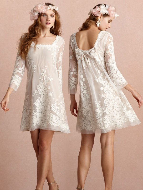 wedding dresses for second marriage