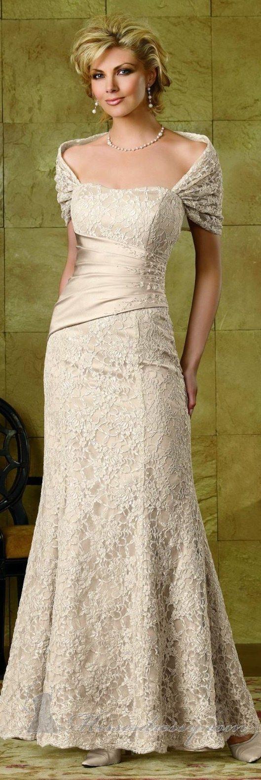 wedding dresses older brides