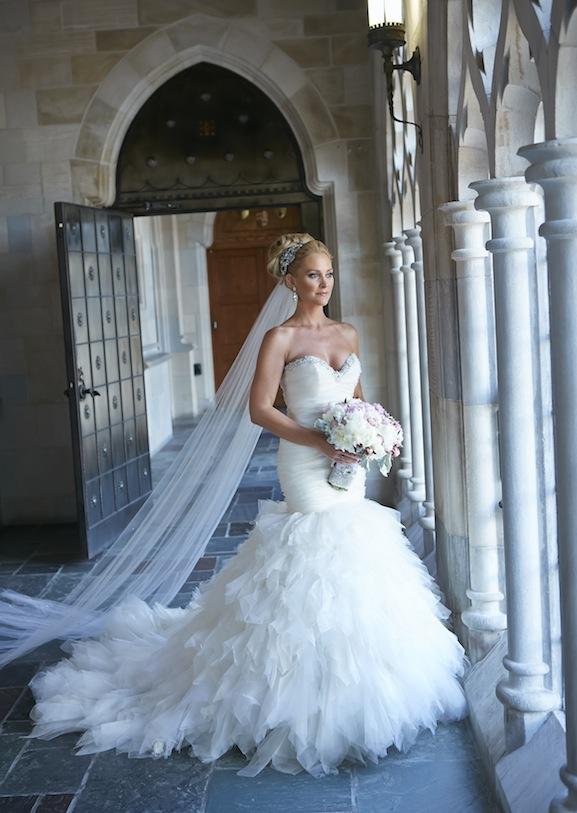 Ines di Santo Anastasie | Real Wedding Inspiration | PreOwned ...