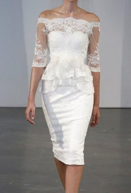 I Do Take Two Second Marriage Wedding Dresses Weekly