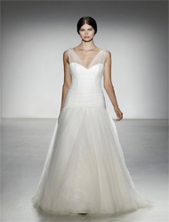 Amsale Delancey on PreOwnedWeddingDresses.com