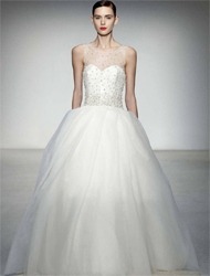 Amsale Plaza on PreOwnedWeddingDresses.com