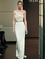 Badgley Mischka Omega on PreOwnedWeddingDresses.com