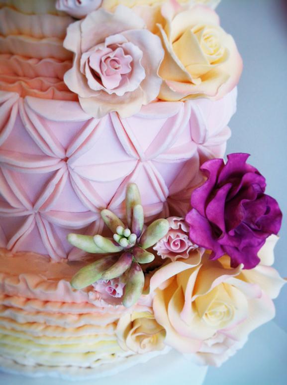Connie Cupcake, Luxury Wedding Cakes