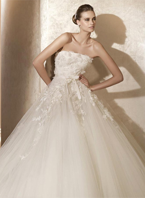 Elie Saab Laertes on PreOwnedWeddingDresses.com