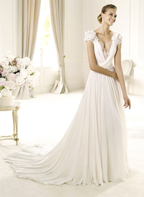 Elie Saab Louise on PreOwnedWeddingDresses.com