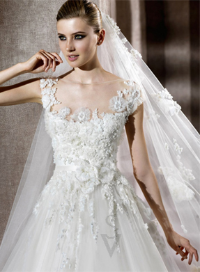 Elie Saab Neftis on PreOwnedWeddingDresses.com