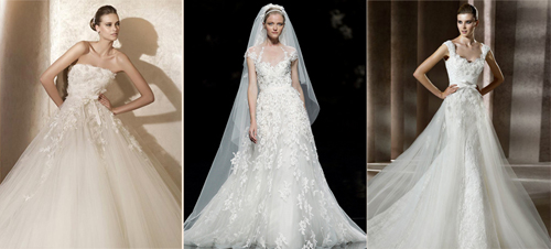 Elie Saab on PreOwnedWeddingDresses.com