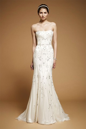 Jenny Packham Arabesque for sale on PreOwnedWeddingDresses.com