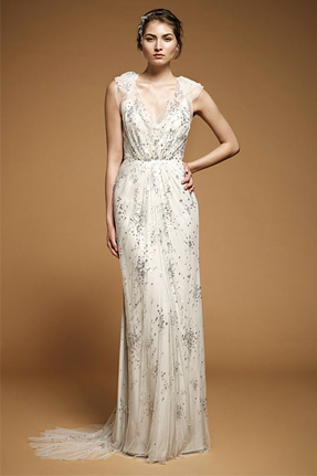 Jenny Packham Callie on PreOwnedWeddingDresses.com