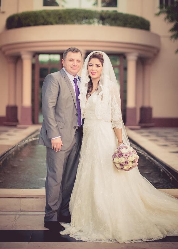 elie saab real wedding inspiration preowned wedding