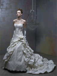 St Pucci on PreOwnedWeddingDresses.com