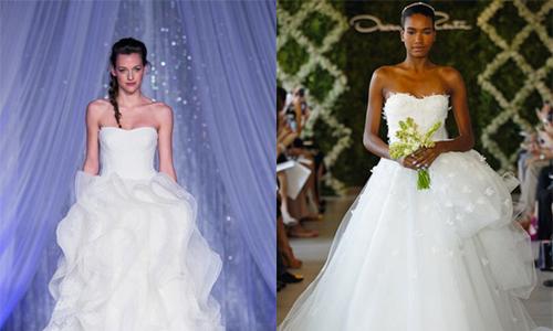 Tulle Wedding Dresses for sale on PreOwnedWeddingDresses.com