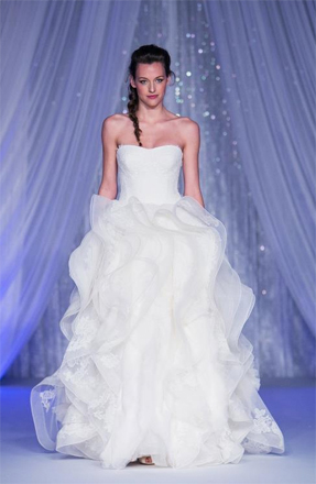 Vera Wang Katarina for sale on PreOwnedWeddingDresses.com