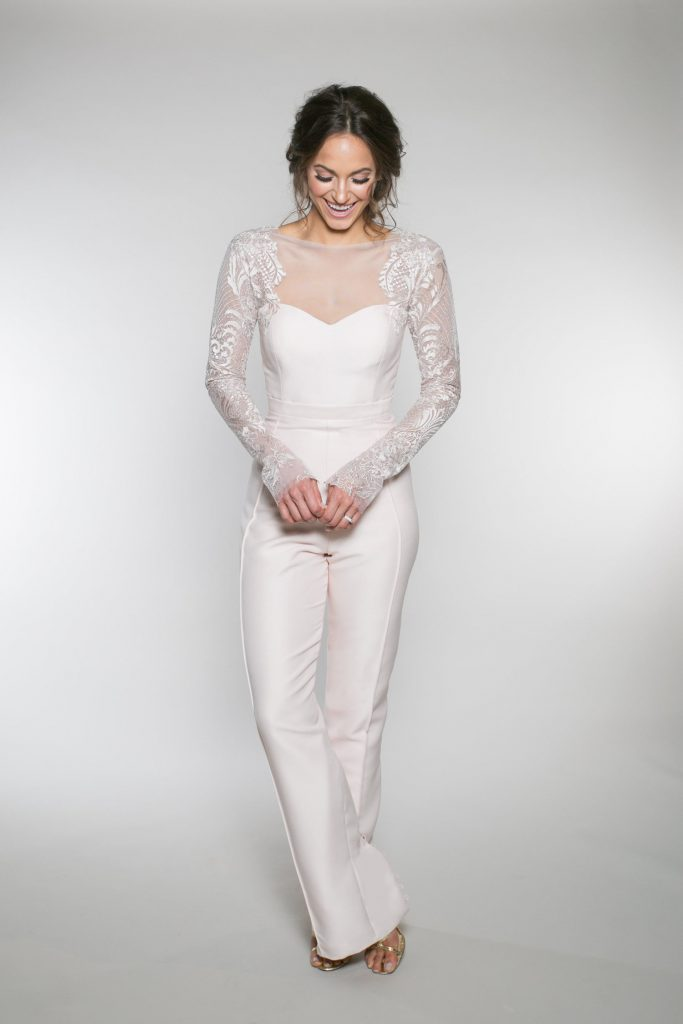 Olivia Jane Heidi Elnora wedding suit