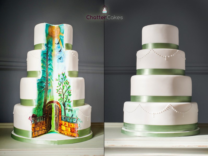 10 Creative Wedding Cakes To Inspire PreOwned Wedding ...