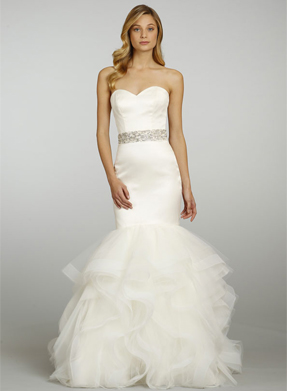 Alvina Valenta 9037 on PreOwnedWeddingDresses.com