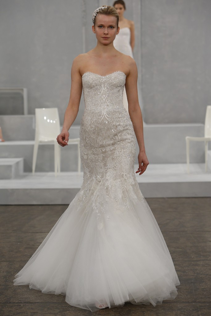 Monique lhuillier spring 2015 bridal collection preowned for Monique lhullier wedding dress