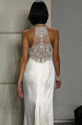 Badgley Mischka Erica for sale on PreOwnedWeddingDresses.com