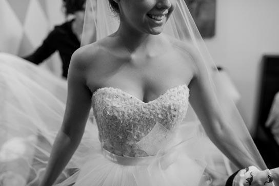 Reem Acra, Spring 2013 | PreOwnedWeddingDresses.com
