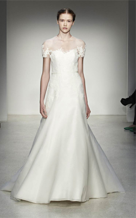 Christos Ophelia for sale on PreOwnedWeddingDresses.com