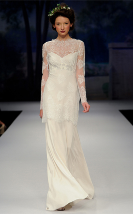 Claire Pettibone Mademoiselle for sale on PreOwnedWeddingDresses.com