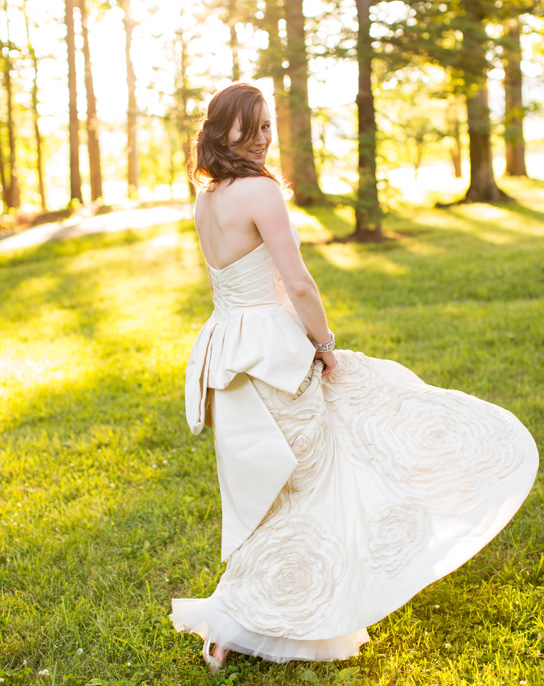 Amsale Lexington | PreOwnedWeddingDresses.com