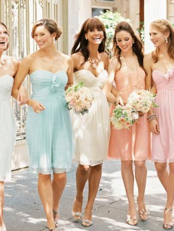 second wedding attire