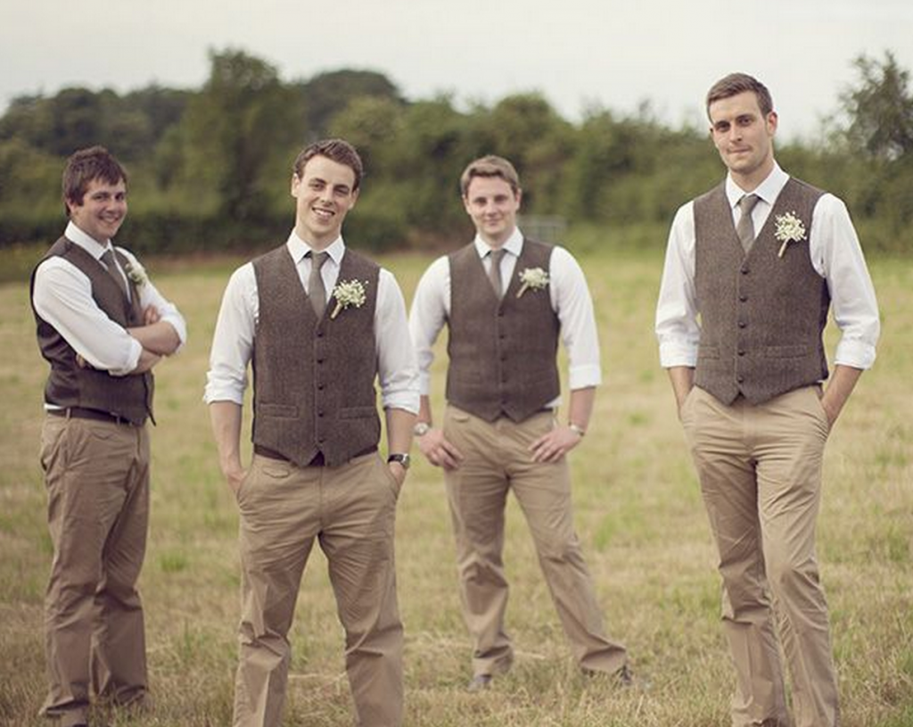 I Do Take Two Ideas For Bridesmaid And Groomsmen Attire At