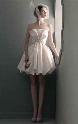 St. Pucchi for sale on PreOwnedWeddingDresses.com