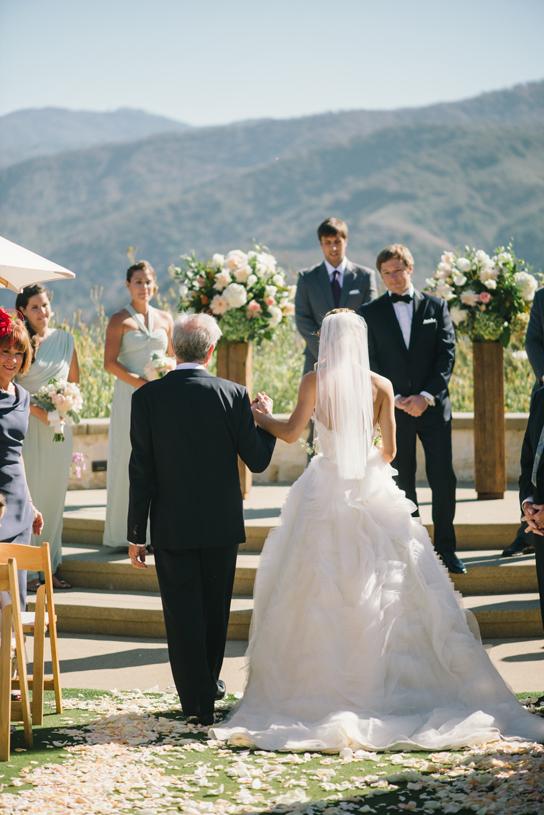 Carmel By The Sea Dog Friendly Wedding